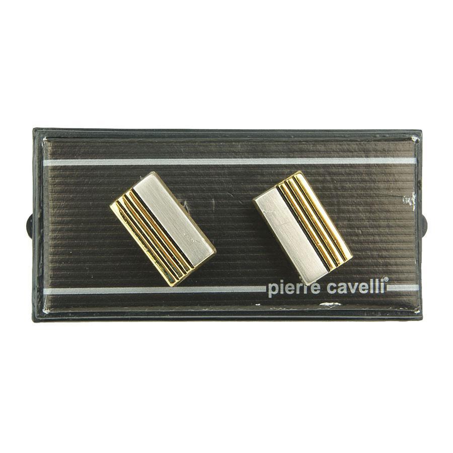 Запонки под золото и серебро 070 С
