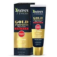 Дневной увлажняющий и тонирующий крем серии Голд 30г 4ever Skin Naturals