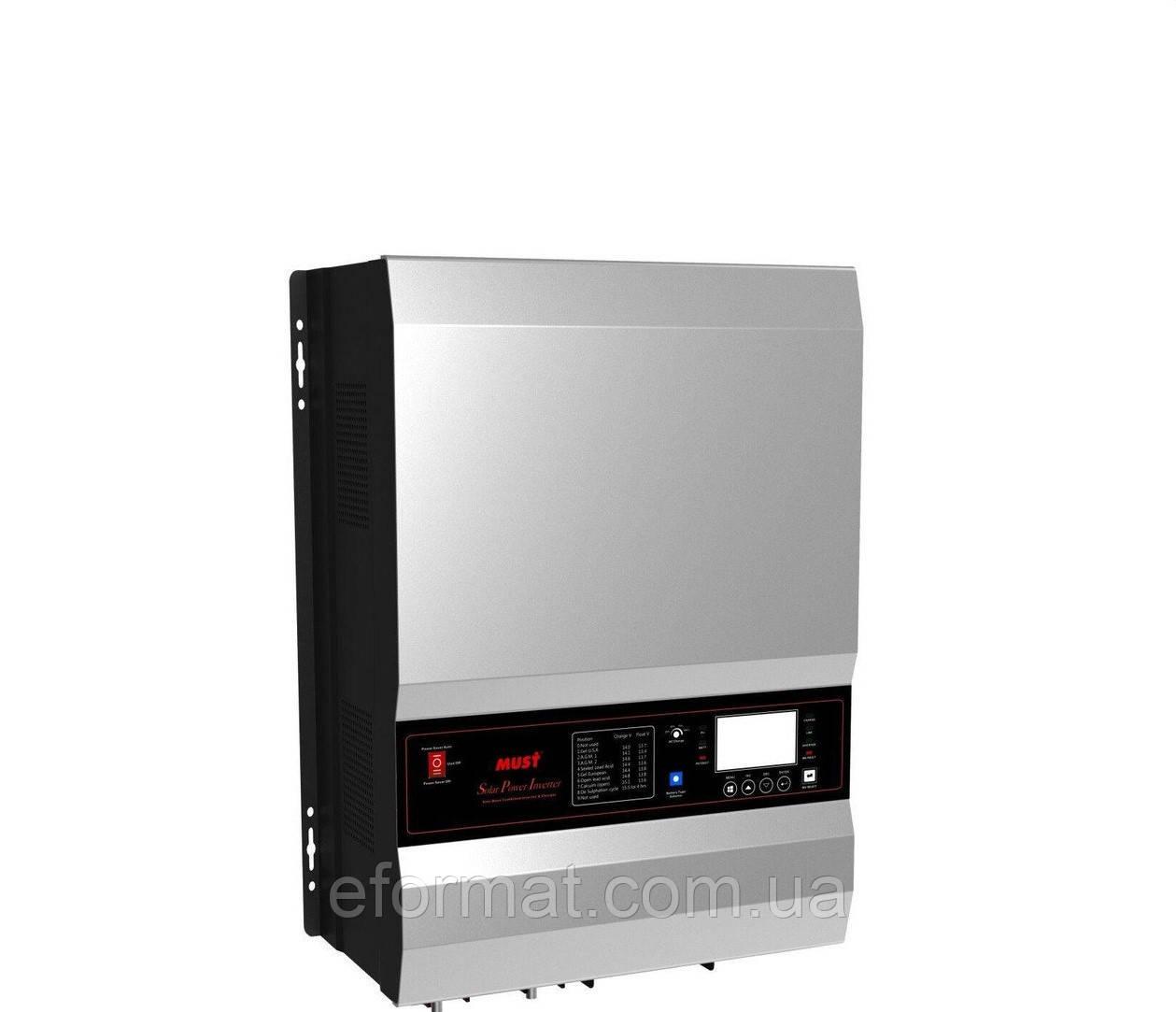 Инвертор Altek PV35-4048 MPK со встроенным МРРТ контроллером  60А, 4000Вт