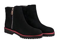 Ботинки Etor 5626-08421 38 черные, фото 1
