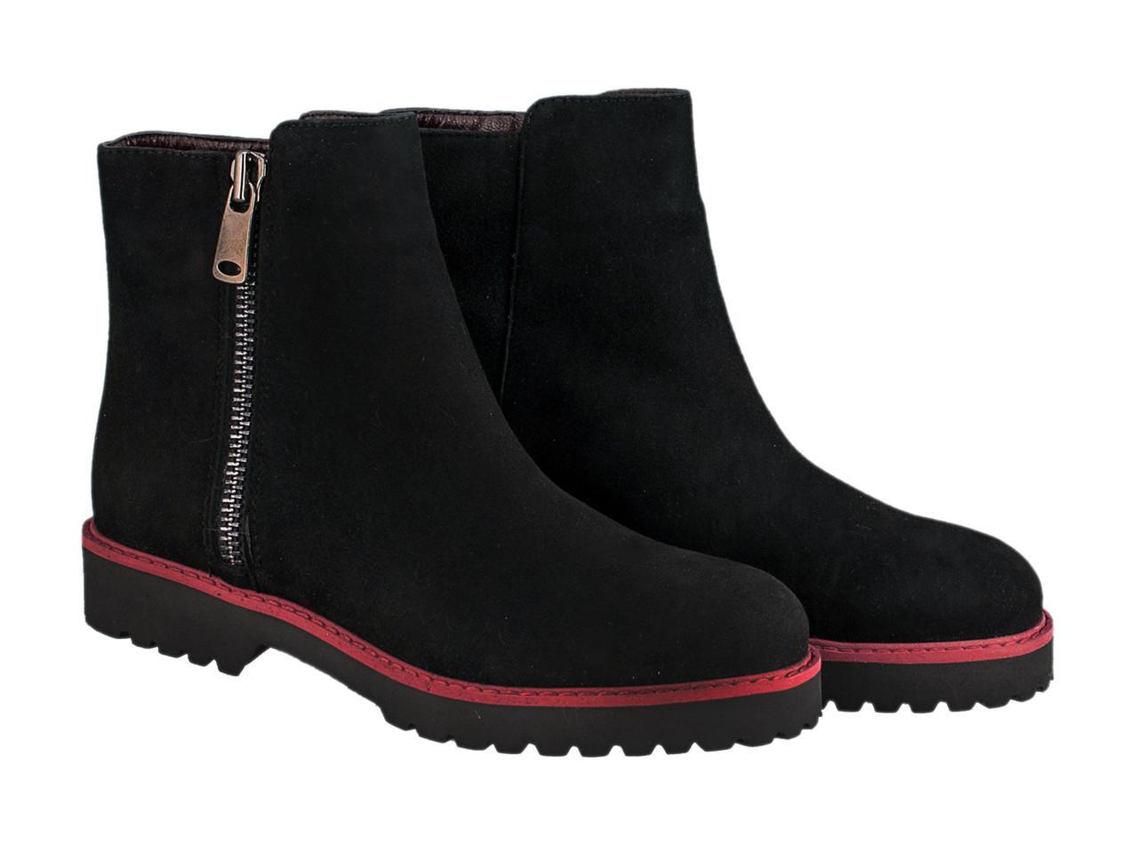 Ботинки Etor 5626-08421 39 черные