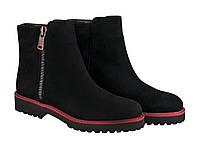 Ботинки Etor 5626-08421 39 черные, фото 1
