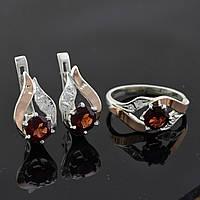 Серебряные украшения с полудрагоценными камнями – осенние цвета, стильное оформление
