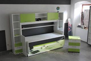 стол-кровать детская