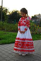 Детское платье на конкурс 0524
