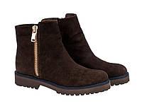 Ботинки Etor 5626-08421-1 39 коричневые, фото 1