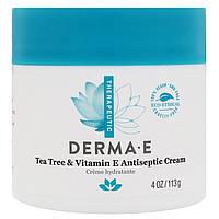 Антисептический крем с витамином E,113 г, Derma E