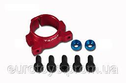 Крепление подкосов и стабилизатора Tarot 450 металлическое красное (TL45033-03)