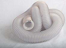 Армированный гибкий шланг пвх 110 мм 0,5мм польские шланги для аспирационных систем в деревообработке