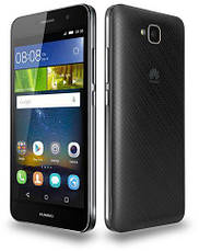 Смартфон Huawei Y6Pro Grey, фото 3