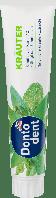 Зубная паста Dontodent на травах 125 мл