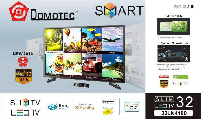 "Телевизор TV 32"" 32LN4100 DVB-T2 / SMART / ANDROID RAM-1GB MEM-8GB"