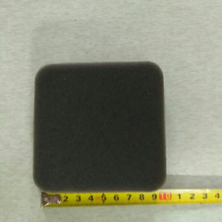 Элемент фильтра воздушного (поролоновый прямоугольный) 168F, 170F