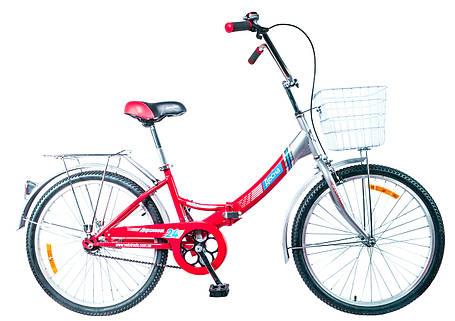Велосипед Десна 24 подростковый Украина Дорожник, фото 2