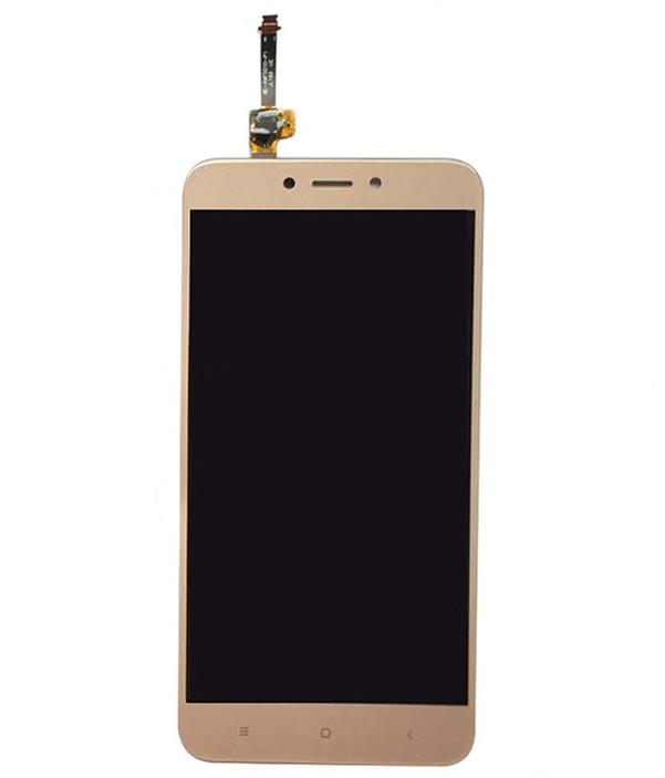 Дисплей  для Xiaomi  Redmi 4X с золотистым тачскрином
