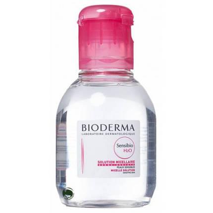 BIODERMA Sensibio H2O 100 ml, фото 2
