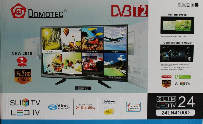 "Телевизор TV 24"" 24LN4100D DVB-T2"