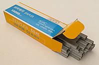 Скобы для степлера садового подвязочного, 604C, ширина 6 мм, высота 4 мм, 10000 шт