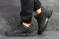 Adidas Climaproof  мужские кроссовки черные ( реплика ААА+)