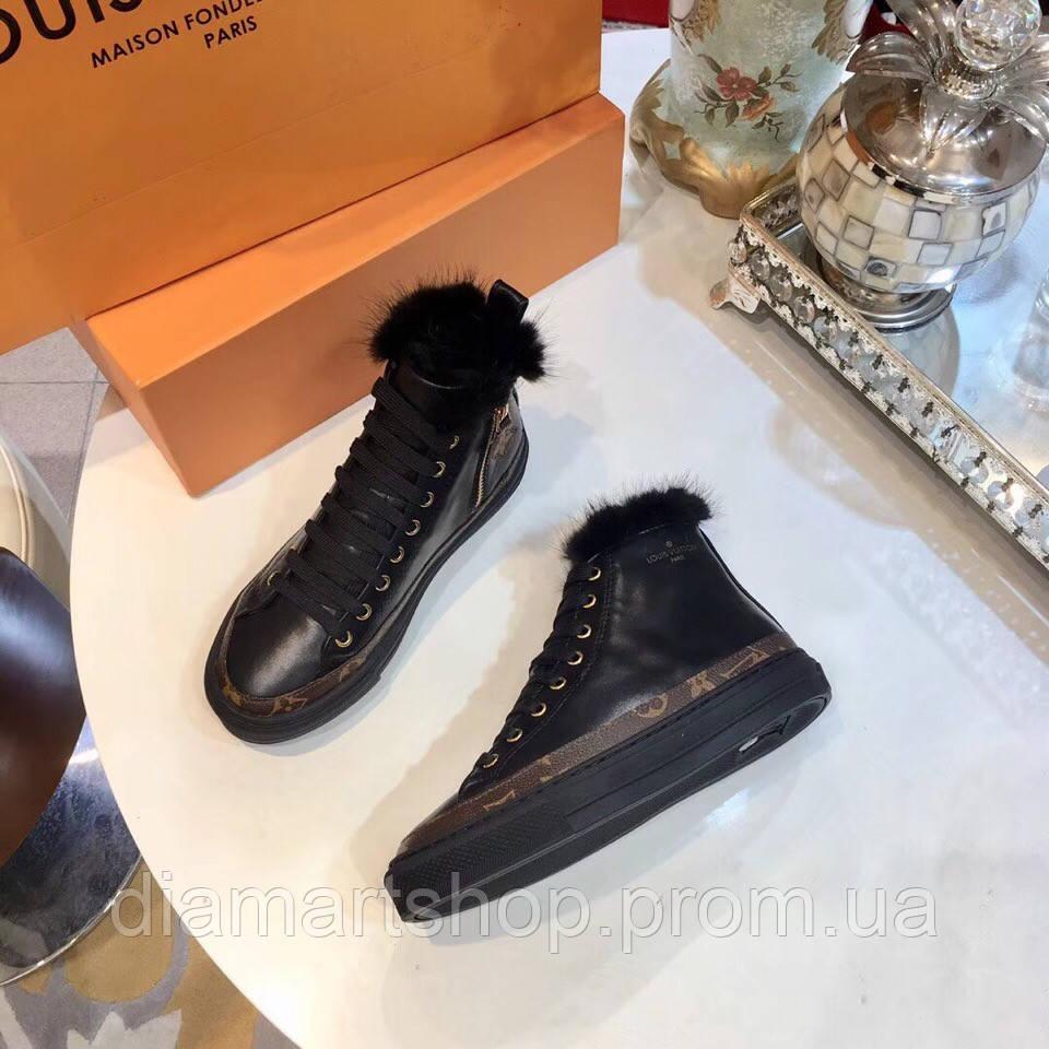 d9cc5add28a5 Зимние сникерсы Louis Vuitton  продажа, цена в Луцке. унты, угги ...