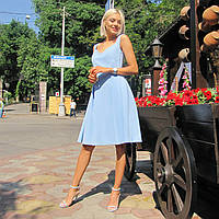 Платье Долли голубое, арт.1013, фото 1