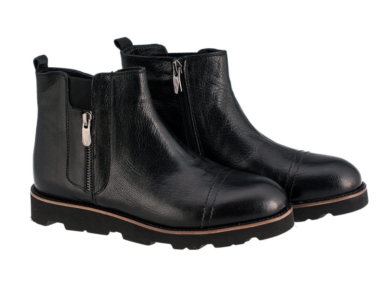 Ботинки Etor 5673-09119-766 36 черные