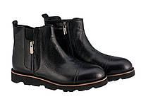 Ботинки Etor 5673-09119-766 36 черные, фото 1