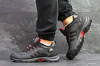 Мужские кроссовки  Adidas Climaproof серые (Реплика ААА+)
