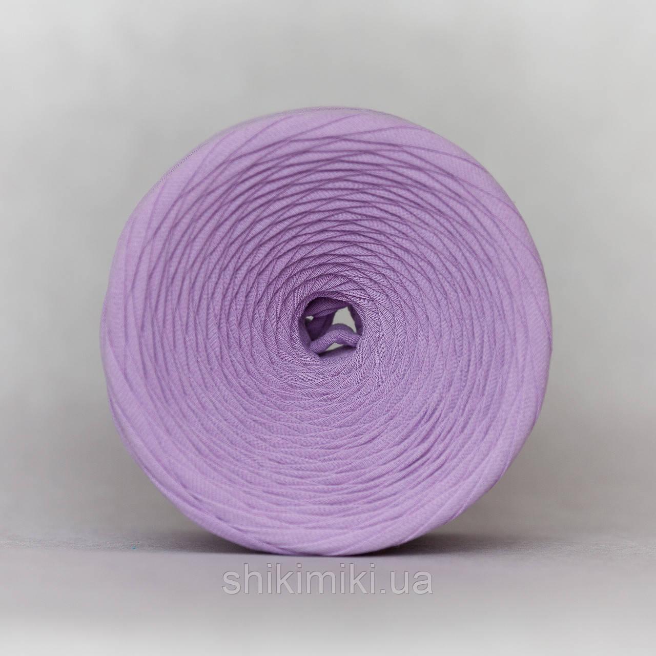 Трикотажная пряжа (50 м), цвет Сиреневый