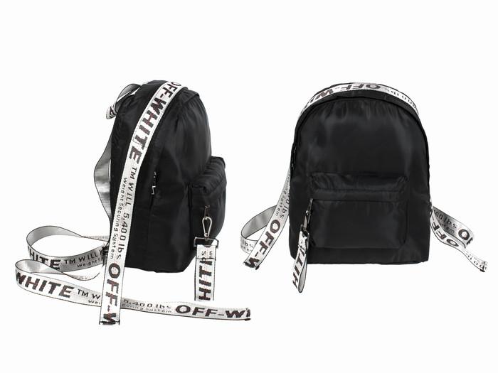 Рюкзак городской нейлон черный