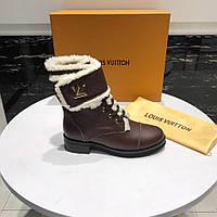 Зимние ботинки Louis Vuitton в категории ботильоны, ботинки женские ... 197a2084ba2