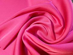Шелк сатин, розовый