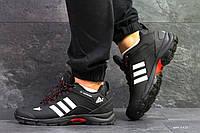Мужские кроссовки  Adidas Climaproof  черные (Реплика ААА+)