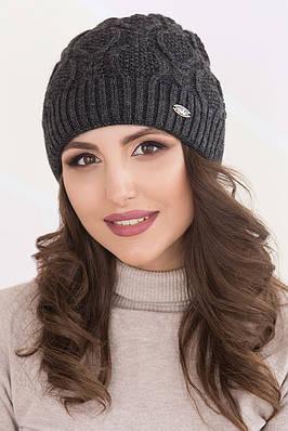 Женская шапка «Злата» представлен в магазине женских и подростковых шапок  Art Collection 95378c1c2b369