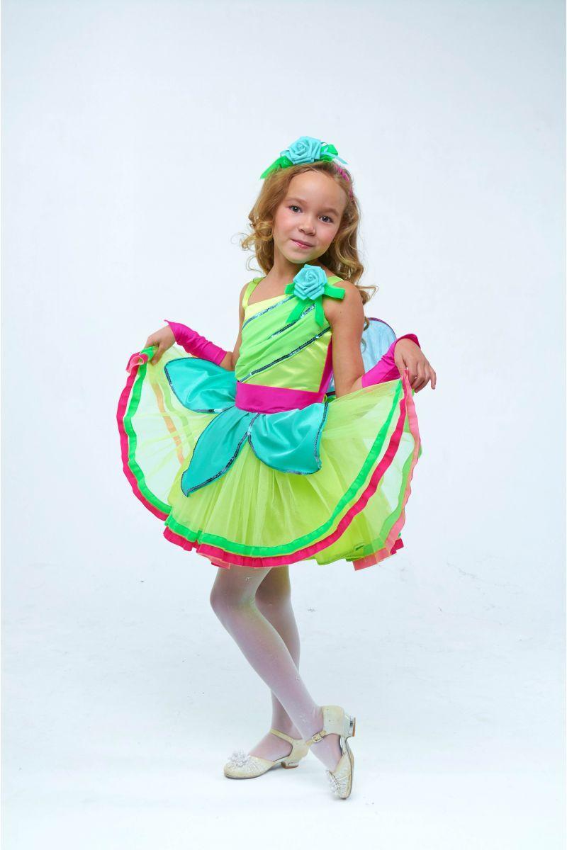 31718baaab644b Фея «Волшебница» карнавальный костюм для девочки - интернет-магазин