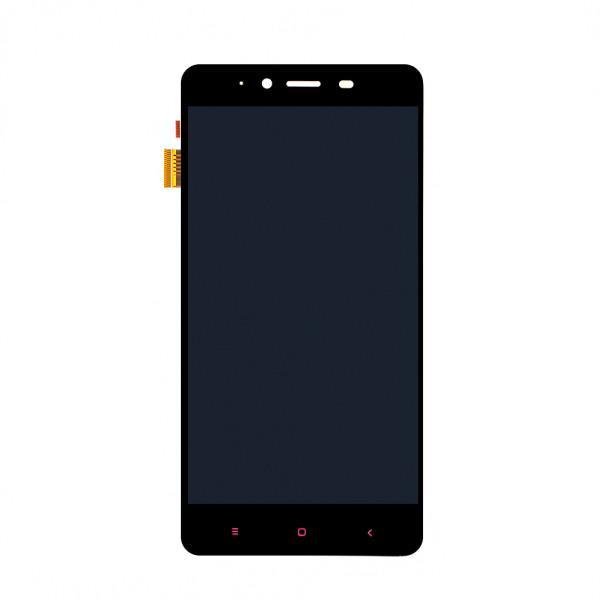 Дисплей  для Xiaomi  Redmi Note 2 с чёрным тачскрином