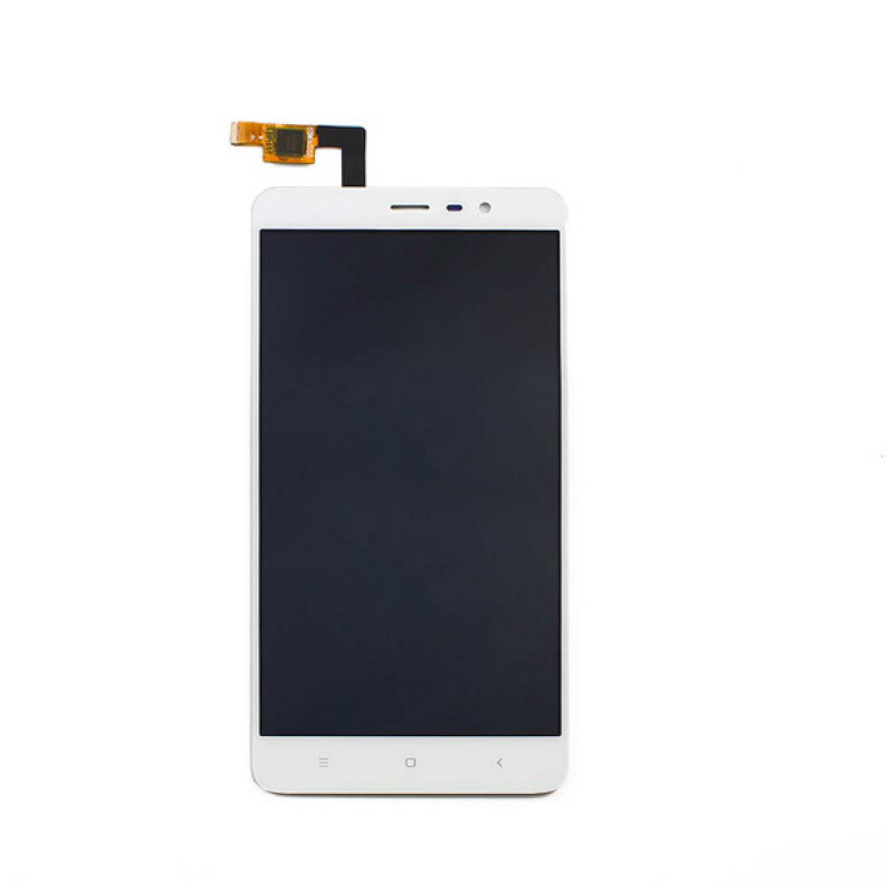 Дисплей  для Xiaomi  Redmi Note 3 с белым тачскрином