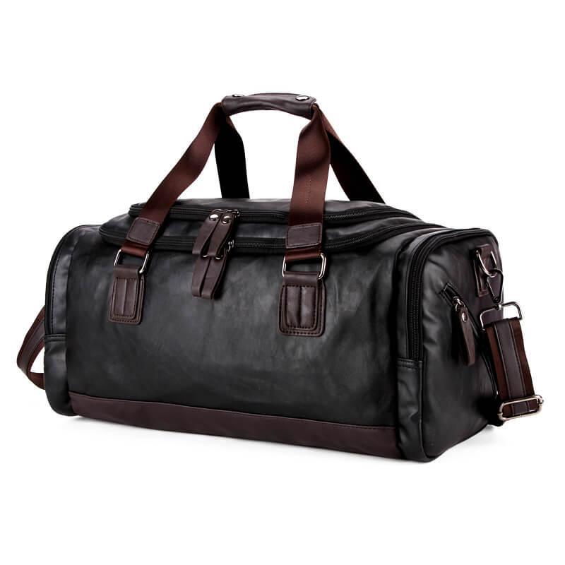 Дорожная сумка30 л Polo Vicuna V6807 черная