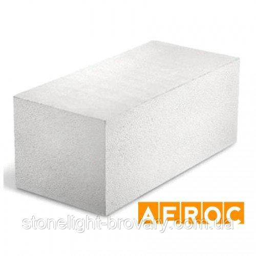 Газоблоки AEROC D300 300х200х600 гл.