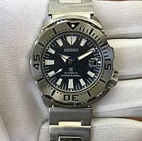 Часы Seiko MONSTER SZSC003 Limited Blue 6R15 -JAPAN-
