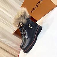 Зимние ботинки Louis Vuitton в Украине. Сравнить цены, купить ... f6ecdf0a2ea