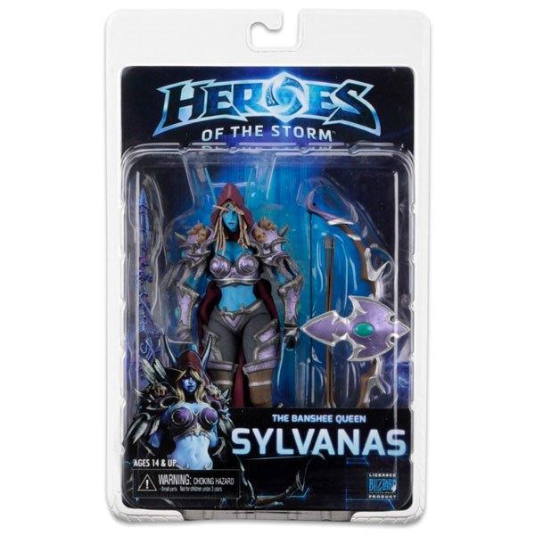 Фигурка Neca Heroes of the Storm Series 3 Sylvanas