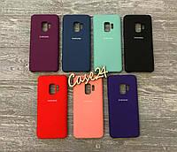 Чехол Soft touch для Samsung Galaxy S9 (7 цветов)