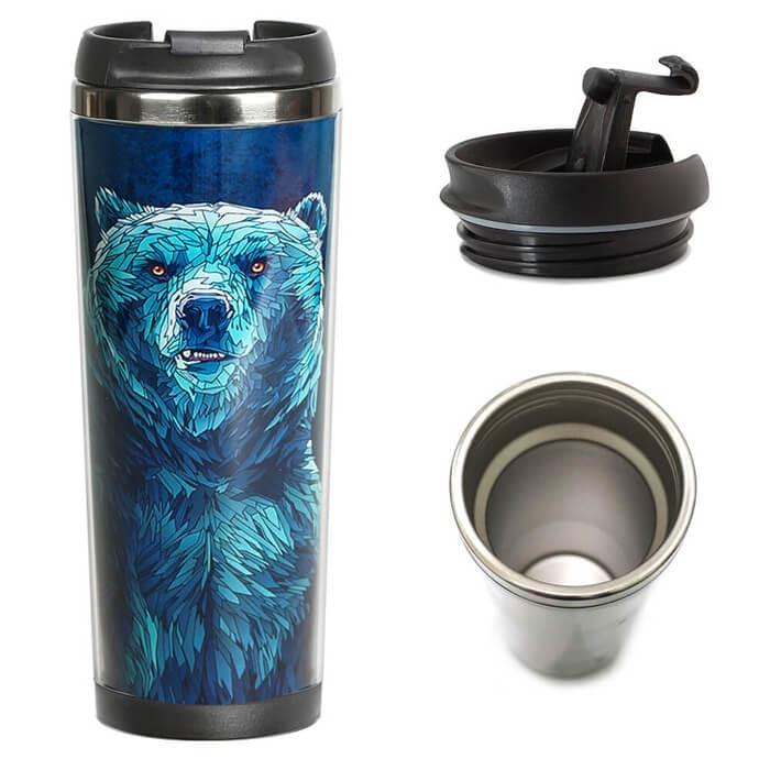 Термочашка Медведь