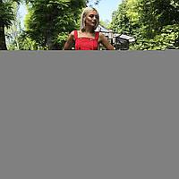 Платье-сарафан красное, арт.1014, фото 1