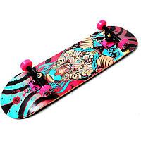 СкейтБорд деревянный от Fish Skateboard Aries. Скейтборды, фото 1