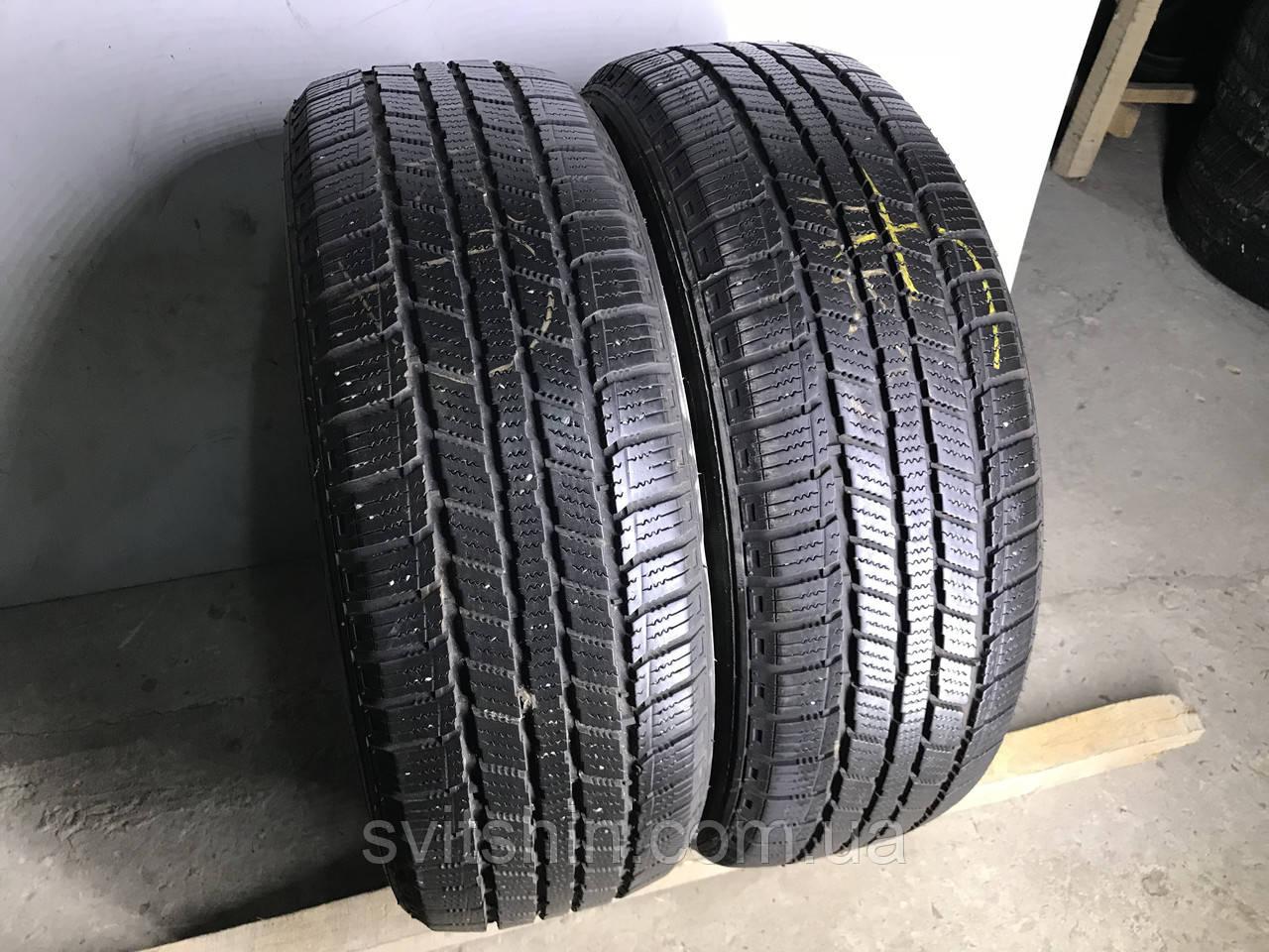 Шины бу зима 205/60R16 Rockstone Ice-Plus S110 (2шт) 5,5-6,5мм