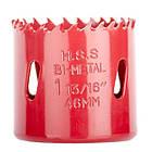 Коронка по металлу биметаллическая 46 мм INTERTOOL SD-5646