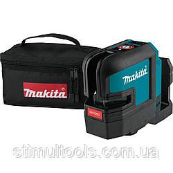Лазерный нивелир Makita SK105DZ (красный лазер)