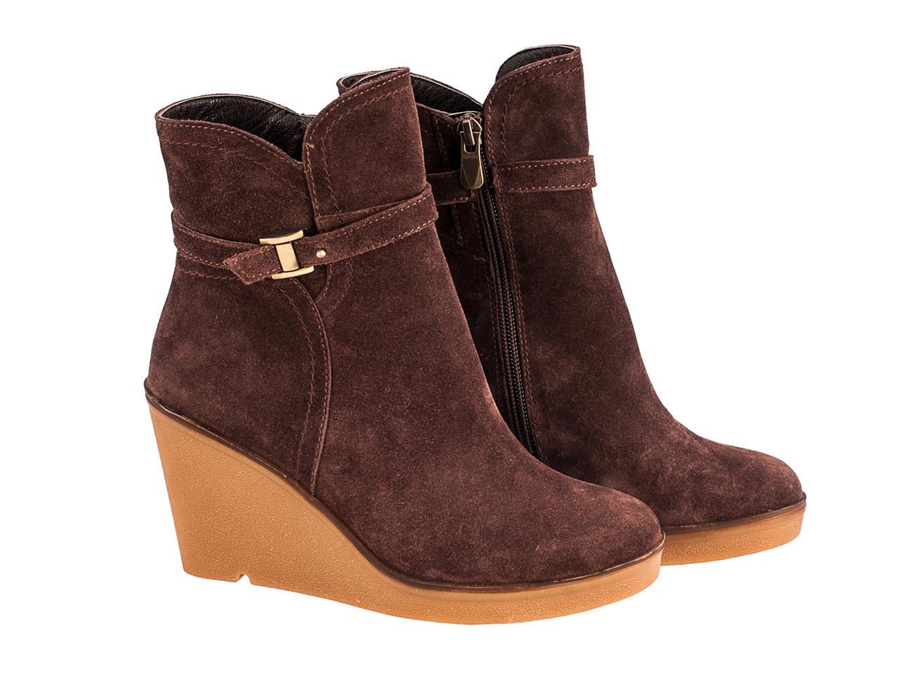 Ботинки Etor 5905-02510-1-0041 40 коричневые
